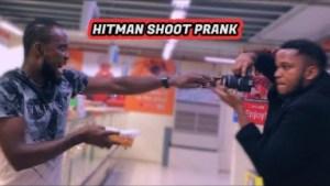 Zfancy Comedy – HITMAN SHOOT! PRANK
